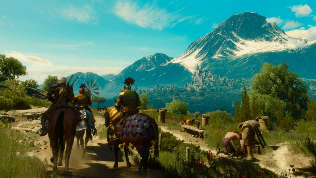 Blood and Wine (The Witcher 3: Wild Hunt)