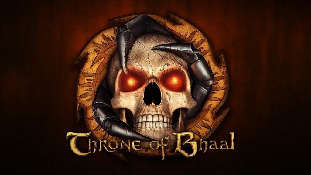 Throne of Bhaal (Baldur's Gate II: Shadows of Amn)