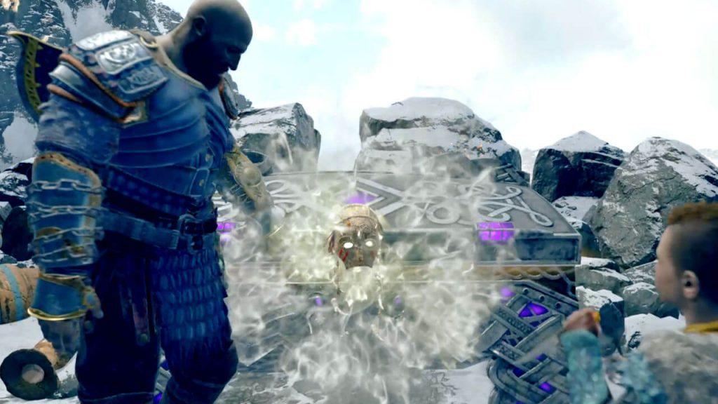 Как заполучить лучшую броню в God of War