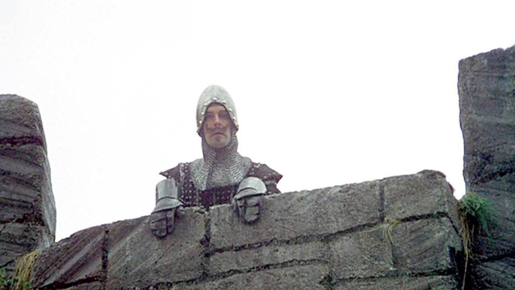 Монти Пайтон и Священный Грааль (1975)