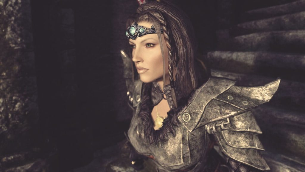 Лидия – The Elder Scrolls