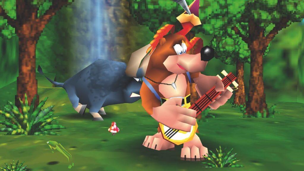 Казуи – Banjo-Kazooie