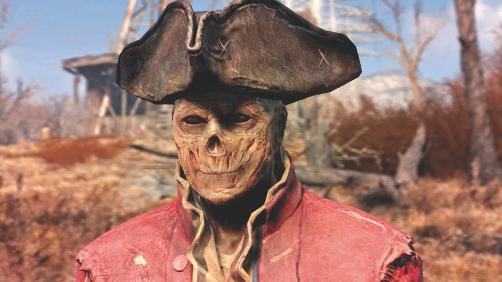 Хэнкок – Fallout 4