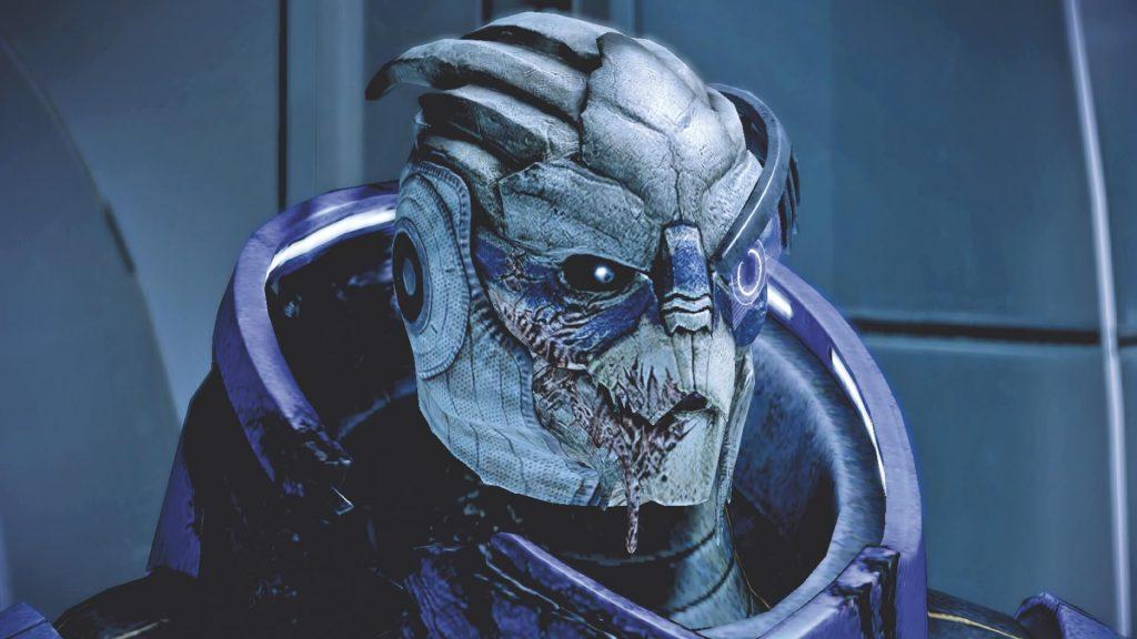 Гаррус – Mass Effect
