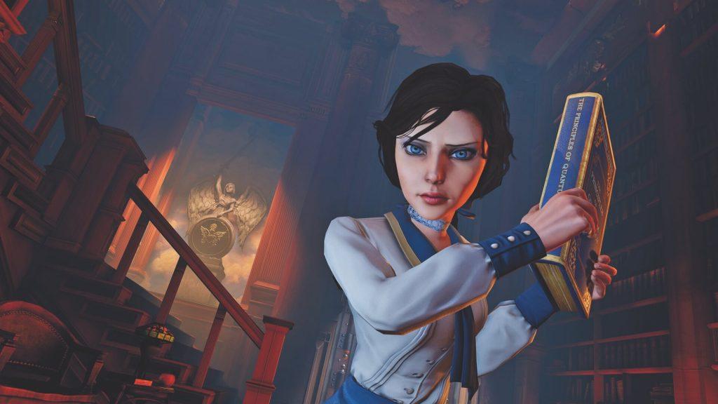 Элизабет – BioShock Infinite