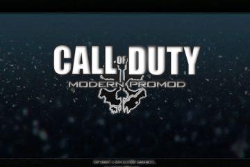Call of Duty 4: Modern Warfare Modern Promod