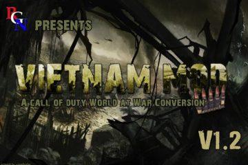 Call of Duty: World at War Vietnam Mod