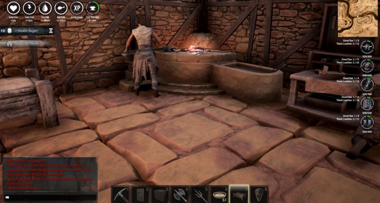 Conan Exiles Improved HUD