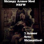 Conan Exiles Skimpy Armor Mod
