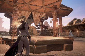 Conan Exiles Zamorian Dancer Clothing