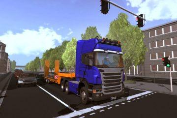 Construction Simulator 2015 Francia Truck