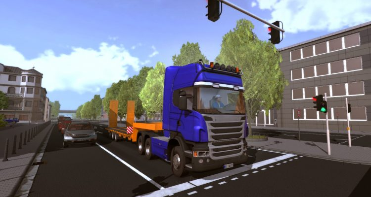 Construction Simulator 2015 Francia Truck