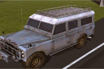 Construction Simulator 2015 Land Rover