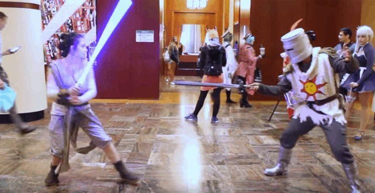 Dark Souls vs Star Wars