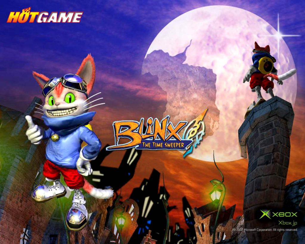 Blinx: Time Sweeper