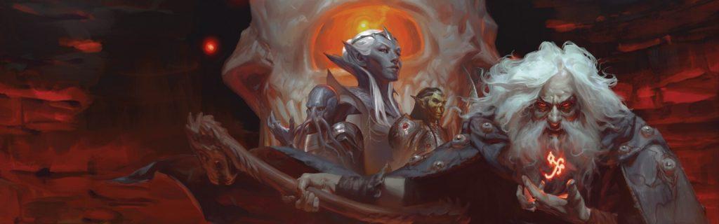 У настольной ролевой игры «Подземелья и драконы» появился новый трейлер