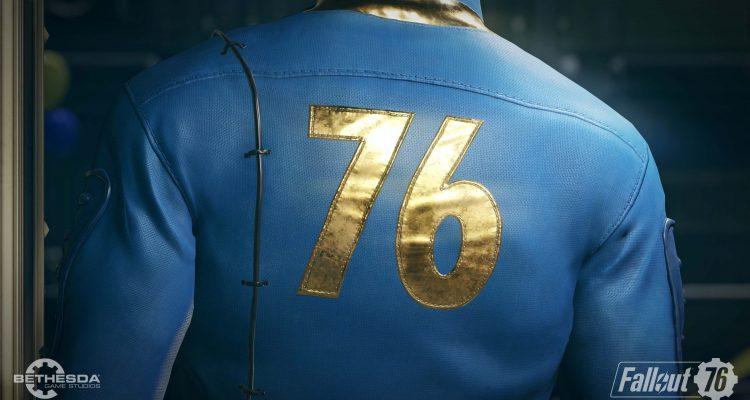 Fallout 76 - информация об игре