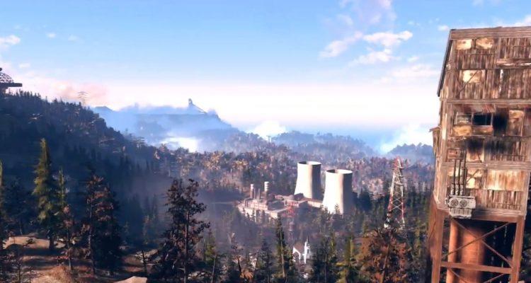 Фанаты Fallout создают свою собственную карту Fallout 76