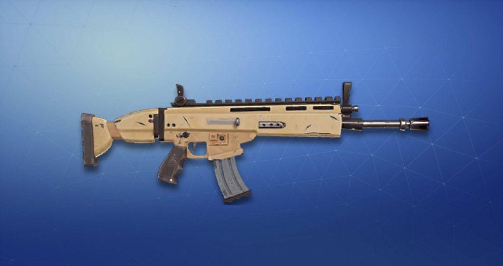 Лучшие винтовки Fortnite