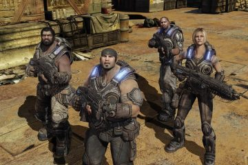 Обзор Gears of War 3