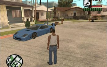 Grand Theft Auto: San Andreas Grove 4 Life Mod