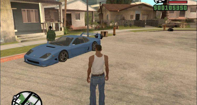 Grand Theft Auto: San Andreas Grove 4 Life Mod
