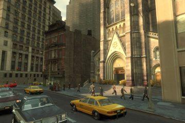 Либерти-Сити из GTA 4 по-прежнему замечателен