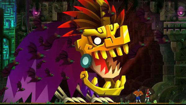 Guacamelee! 2 одновременно выйдет на PC и PS4