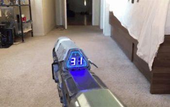 Halo Gun подсчитывает ваши боеприпасы