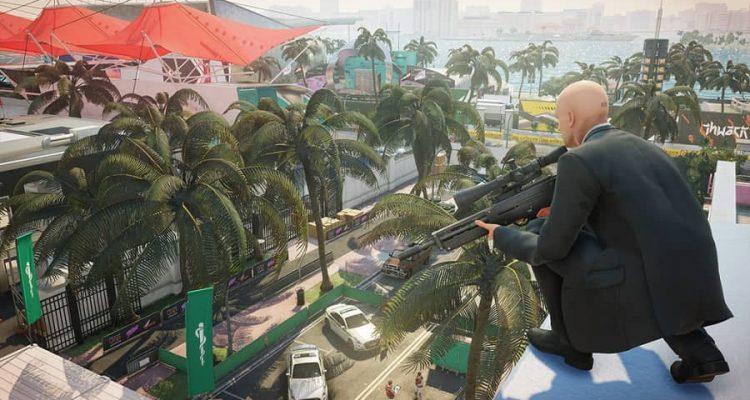Hitman 2: Sniper Assassin предлагает ощутить всю мощь оружия