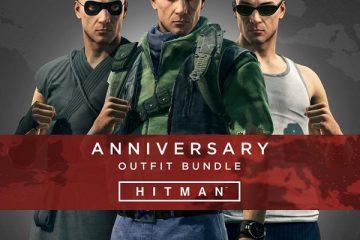 Издание Hitman: Definitive Edition выйдет в следующем месяце