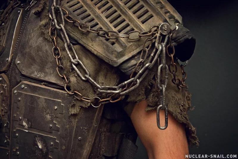 Когда Fallout встречает судью Дредда