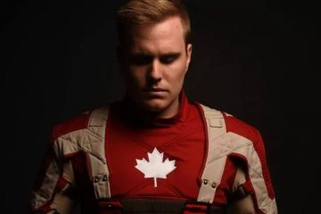 Косплей Капитана Канада спасет ваш день