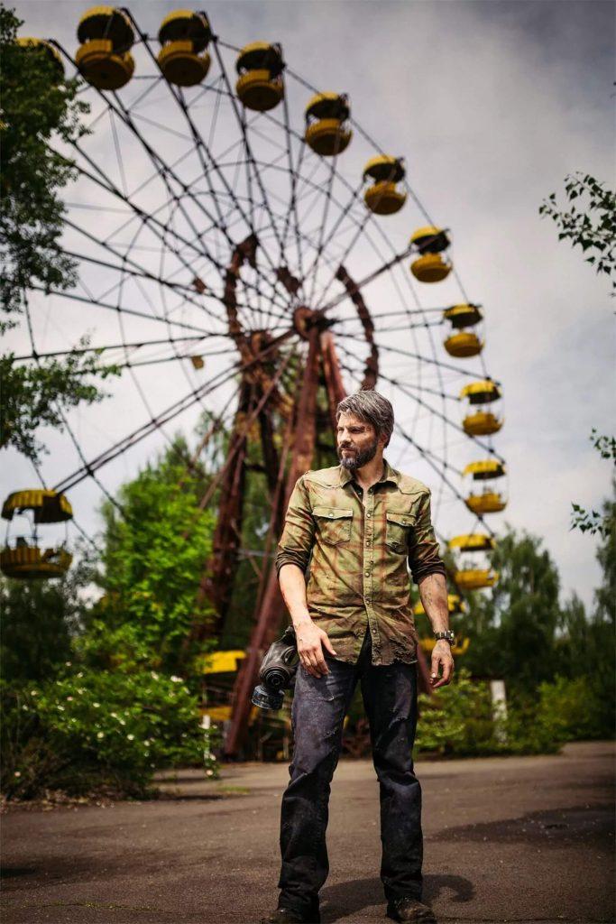 Косплей Last Of Us отправился в Чернобыль для участия в Апокалипсисе