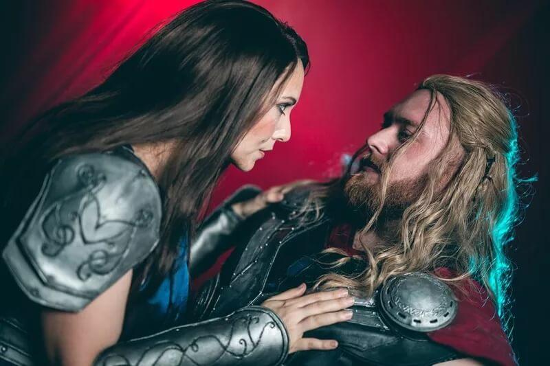 Косплей Тора - современная история любви