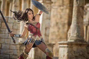 Косплей Wonder Woman Cosplay готов к большому экрану
