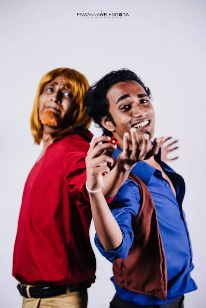 Лучший косплей Sri Lanka Comic Con