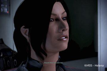 Mass Effect 3 Hair Mods as DLCs