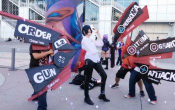 Меню из Persona 5 настолько хорошо, что люди косплеят его