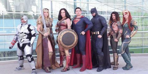 Лучшие косплеи с The 2017 San Diego Comic-Con