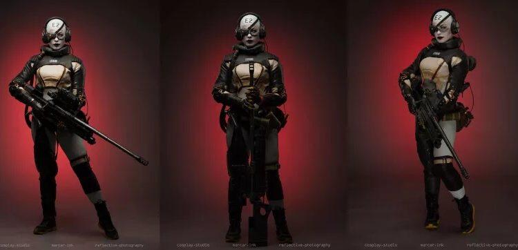 Немного отличного косплея по Metal Gear