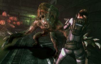 Resident Evil: Revelations 2 - женский тандем