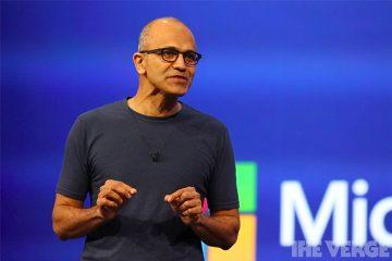 Сатья Наделла произвёл положительное впечатление в свой первый год во главе Microsoft