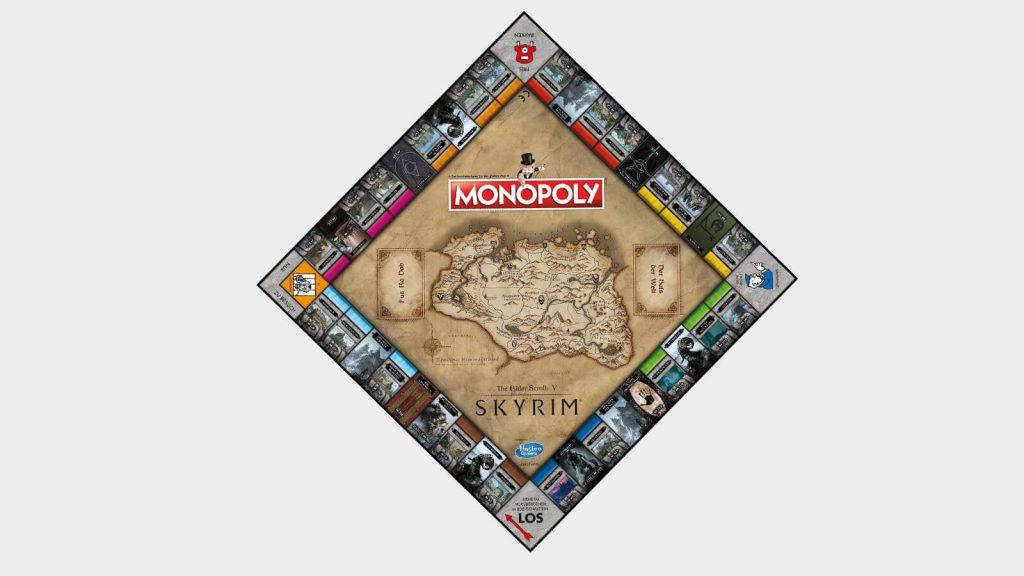 Скайрим-Монополия