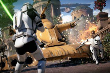 Слухи: EA начала работу над Star Wars с открытым миром