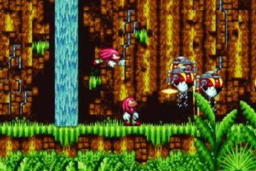 Sonic Mania Knuckles Mania