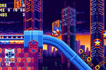 Sonic Mania - Sonic 3 Sprites Mod