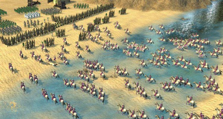 Обзор Stronghold Crusader 2