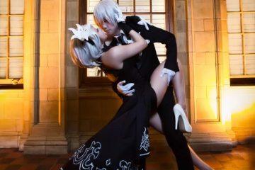Танцы со звездами Nier: Automata