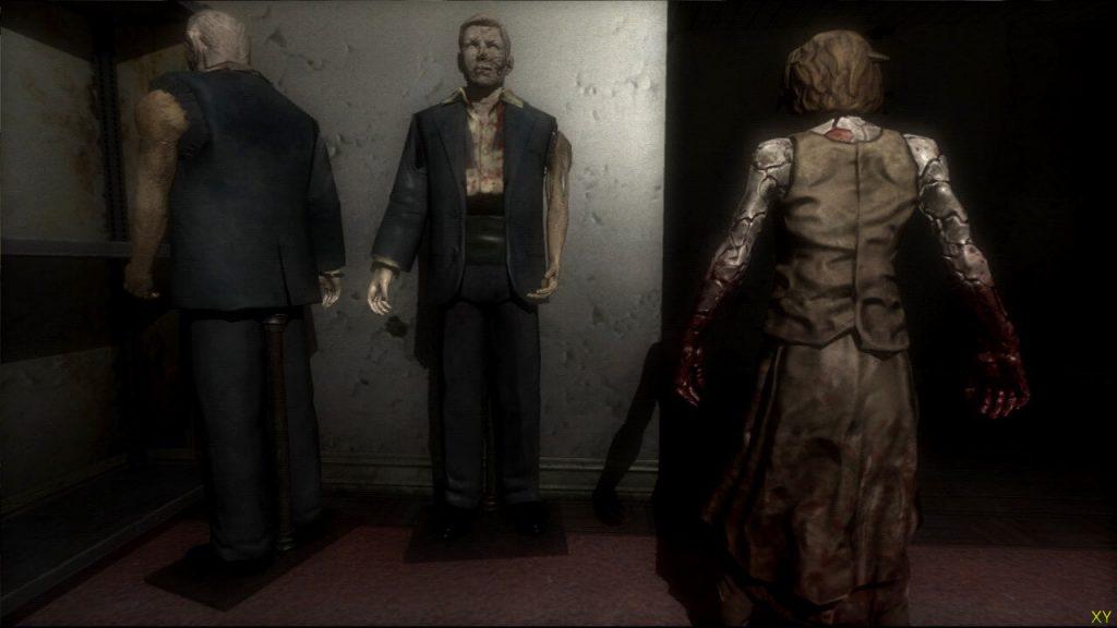 Комната с манекенами (Condemned: Criminal Origins)